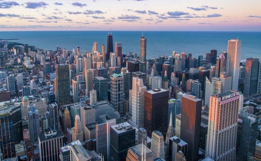 Снежная буря в Чикаго: самый снежный день с 1961 года (Видео)