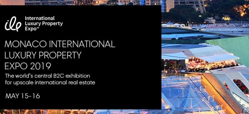 15-16 мая в Монако пройдет международная выставка Monaco International Luxury Property Expo 2019