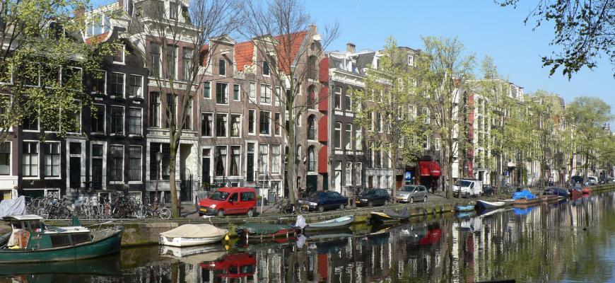 Жильё в Амстердаме за шесть лет подорожало на 70%