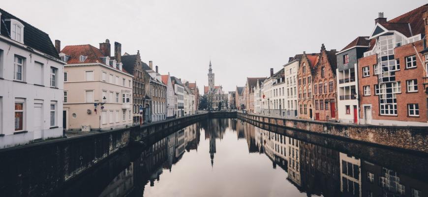В Бельгии зафиксировано рекордное число сделок с недвижимостью