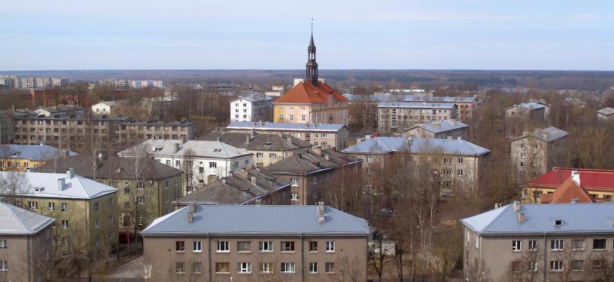 Безработица в беднейшем регионе Эстонии пошла на спад