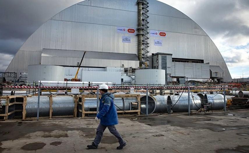 На Чернобыльской АЭС завершилось строительство объекта укрытия