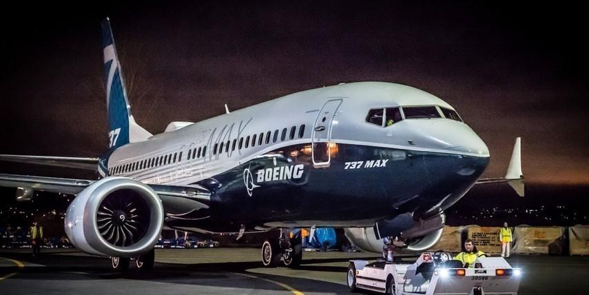 Boeing завершил испытания 737 MAX c обновленным ПО