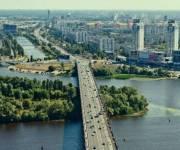 На мосту Патона ограничат движение на 5 дней