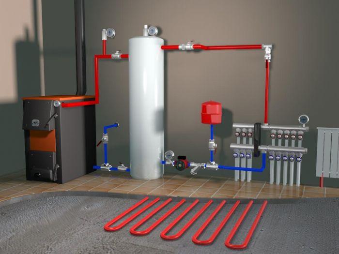 Причины нарушения циркуляции воды в системе отопления
