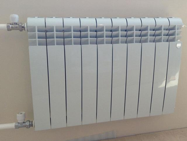 Правила монтажа биметаллических радиаторов отопления