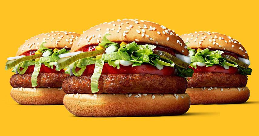 В немецком McDonald's появится веганский бургер