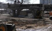 Пять троллейбусных маршрутов отменили из-за демонтажа Шулявского моста