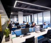 Половину всех офисов в Киеве арендуют IT-компании