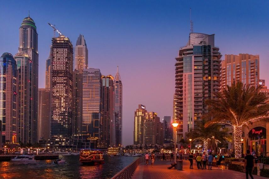 Цены на недвижимость в ОАЭ продолжают падать