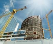За I квартал объемы строительства выросли на 24%