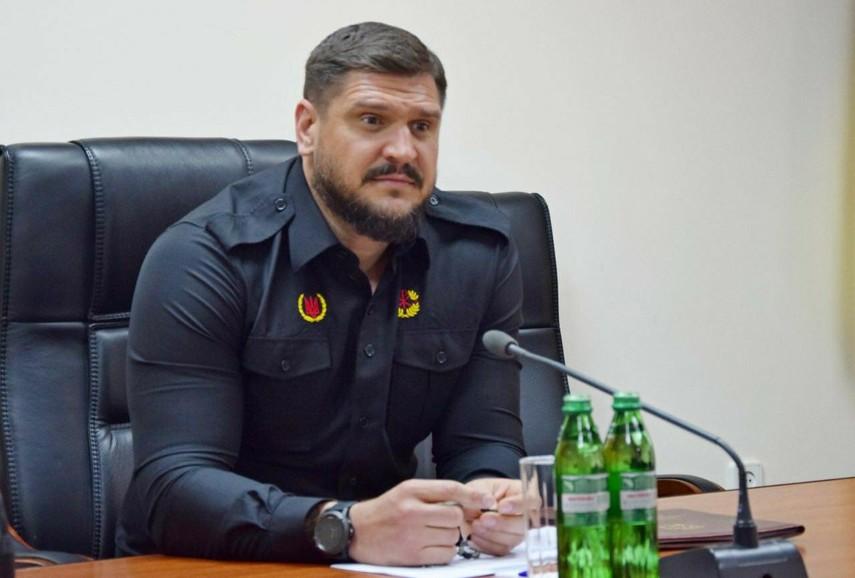 Глава Николаевской ОГА Савченко подал в отставку