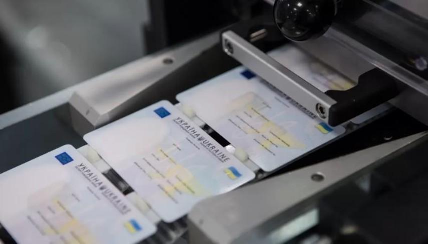 Украинцы получили более 15 тыс. ID-карт накануне и в день выборов