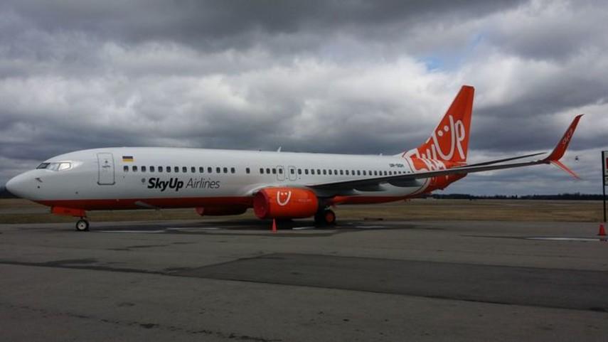 SkyUp запустила регулярные рейсы из Киева в Италию и Испанию