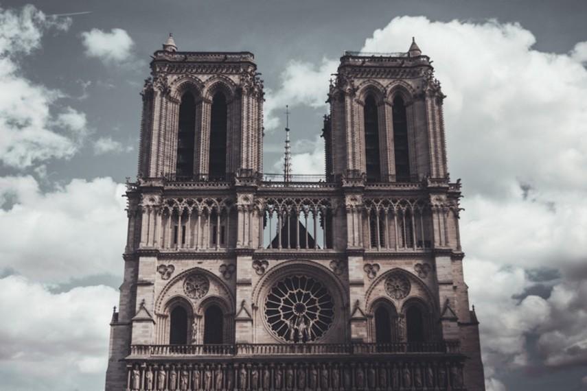 Собор Парижской Богоматери может рухнуть из-за дождя