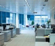 Арендные ставки на офисные помещения в Киеве растут