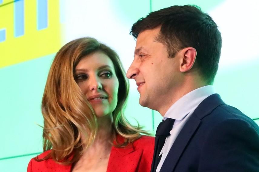 Жена Зеленского не знает, есть ли у их семьи вилла в Италии