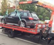В Киеве эвакуируют десятки автомобилей