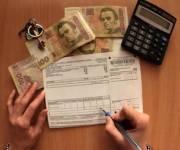 Киевляне оформили несколько сотен договоров на реструктуризацию долга за услуги ЖКХ