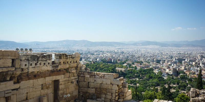 Квартиры в Афинах продолжают дорожать