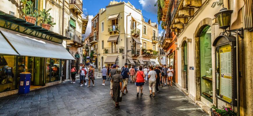 Слабая экономика не мешает развиваться рынку жилья Италии