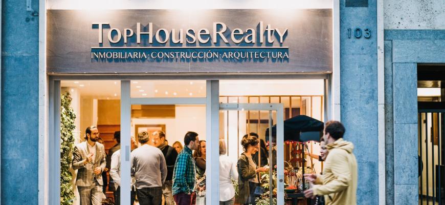 Компания Top House Realty открыла главный офис в Барселоне