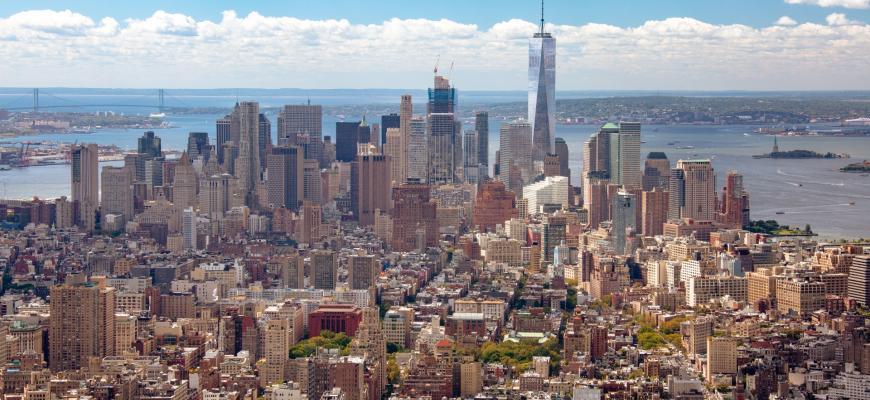 На Манхэттене процветает рынок аренды премиум-жилья