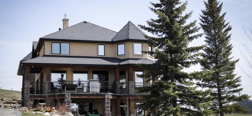 В канадской провинции Альберта можно выиграть недвижимость на конкурсе эссе