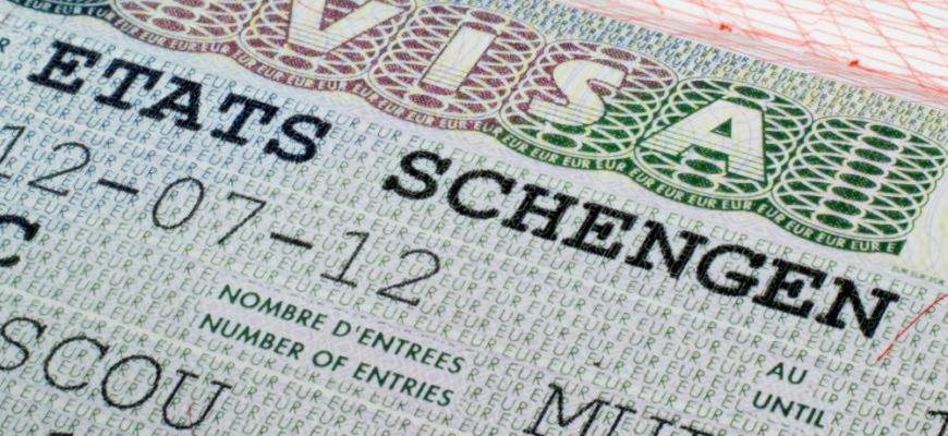 С 2021 года украинцам потребуется разрешение на въезд в Шенген