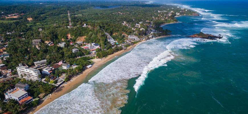 Рынок недвижимости Шри-Ланки переживает настоящий бум