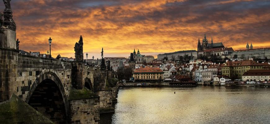 В Праге появится новый жилой район