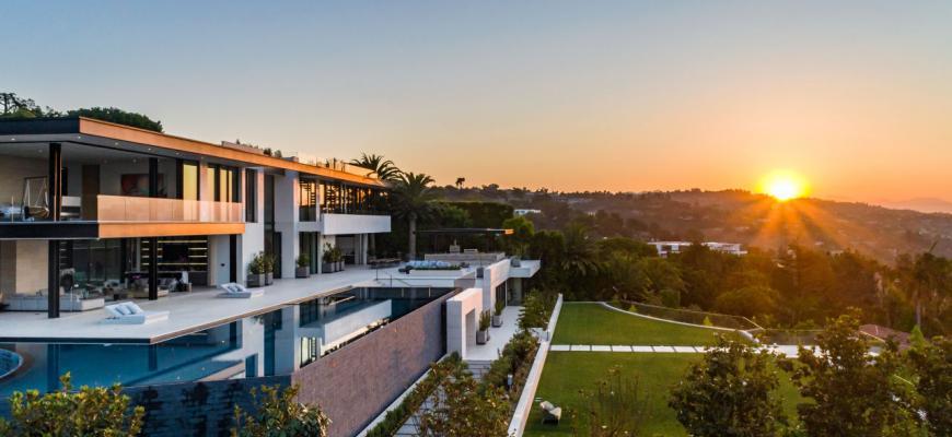 За аренду самого дорогого особняка в США просят $1,5 млн в месяц