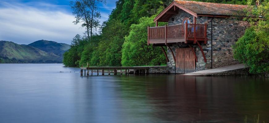 Финны предпочитают частные дома в качестве курортного жилья