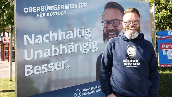 Датчанин хочет стать мэром и модернизировать немецкий город