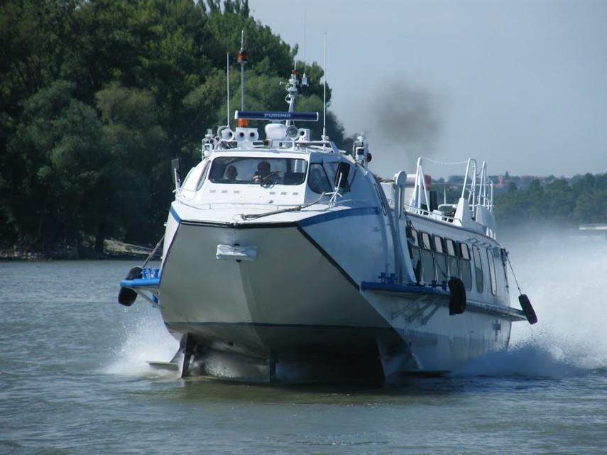 В Украине стали чаще ездить водным транспортом