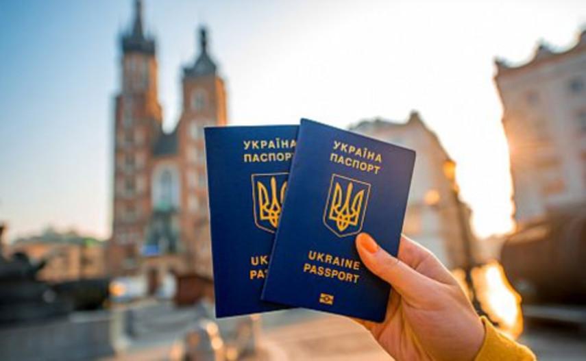 Безвизом с ЕС за 2 года воспользовались более 2 млн граждан Украины