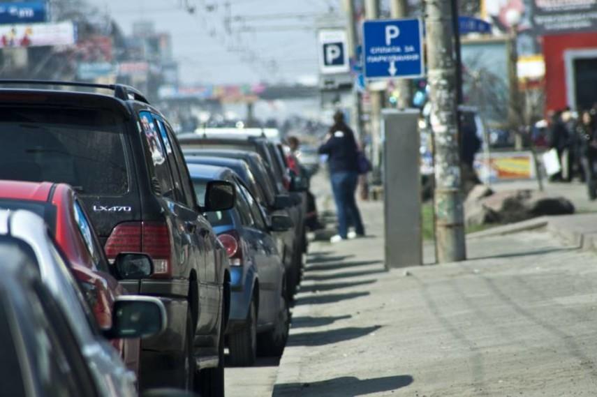 Кличко хочет поднять в Киеве штрафы за неправильную парковку
