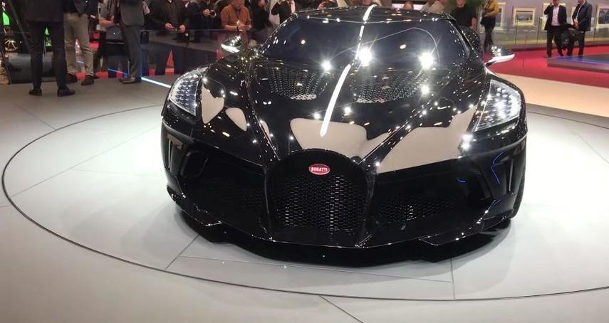 Роналду купил самый дорогой автомобиль в мире стоимостью 11 миллионов евро (Фото)