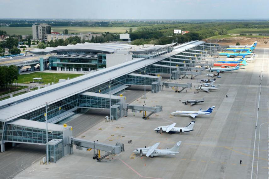 Корпоратизацию аэропорта