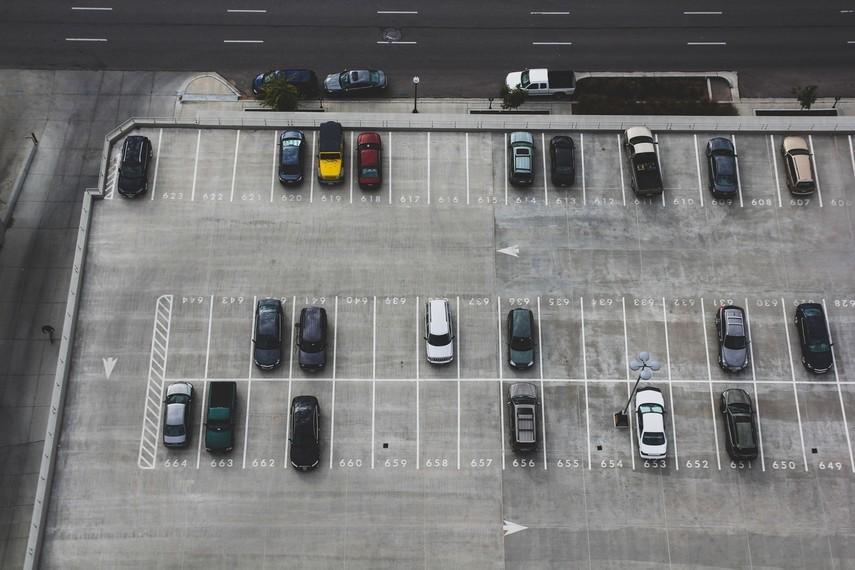 В Украине разрешат проектировать многоуровневые паркинги