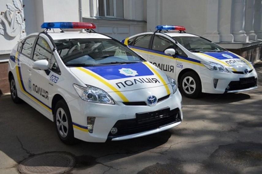 За 4 года в авариях пострадало 1,3 тыс. полицейских авто