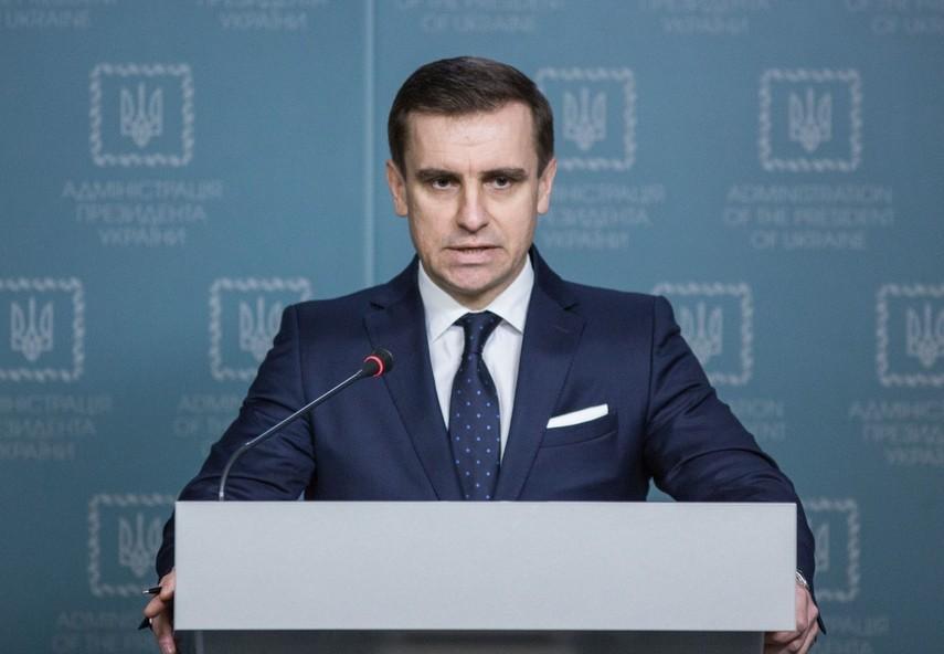 Замглавы АП Елисеев подал в отставку ‒ СМИ