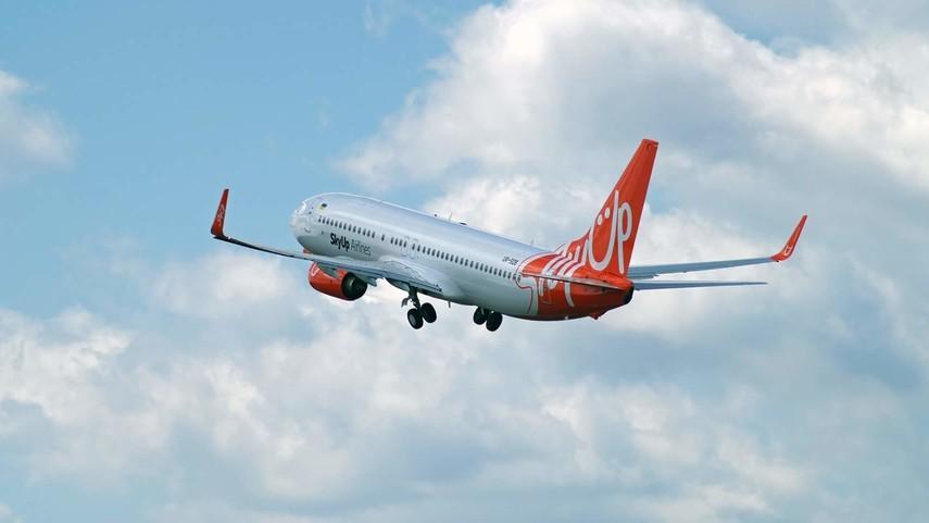 SkyUp запустила рейсы в Барселону из Харькова и Запорожья