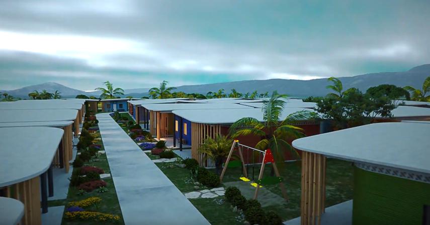 В США планируют построить целый район с помощью 3D-принтера (Видео)