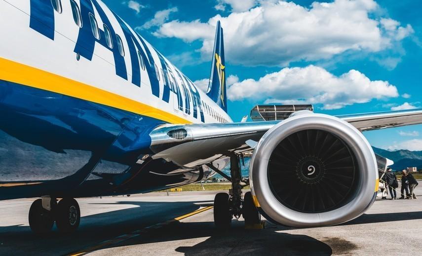 Ryanair увеличивает частоту полетов из Украины по 4 направлениям