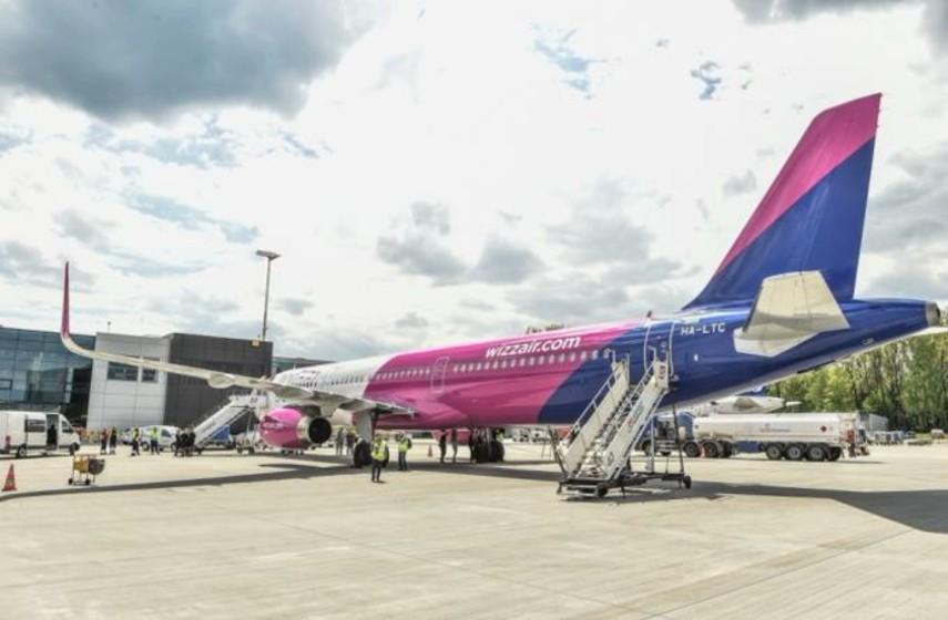 Wizz Air может открыть