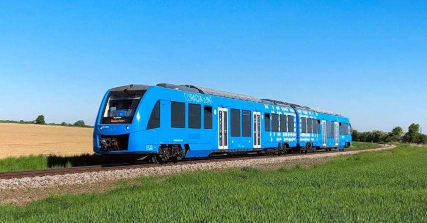Alstom поставит еще 27 водородных поездов для Германии