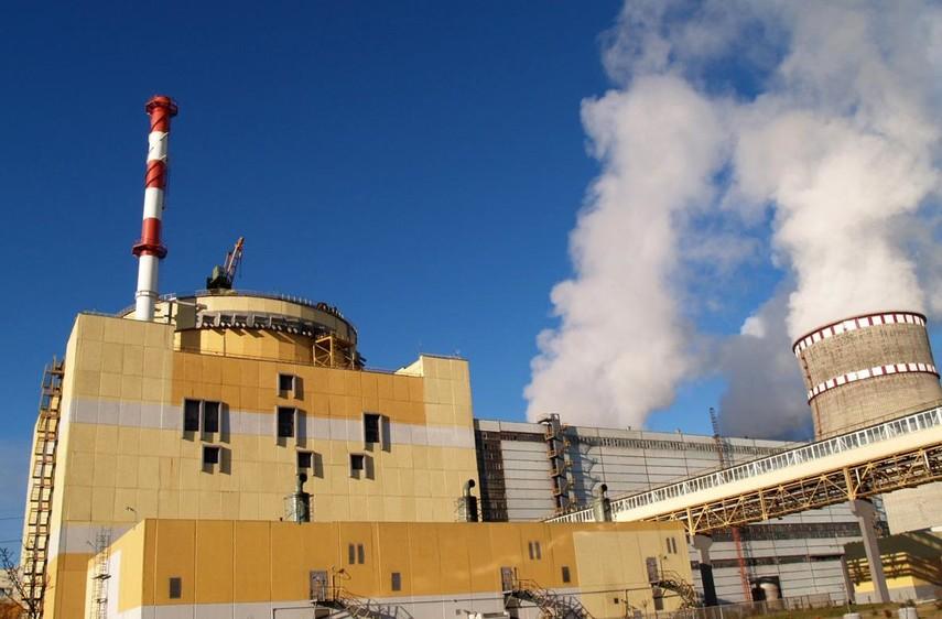 На Ривненской АЭС произошел пожар