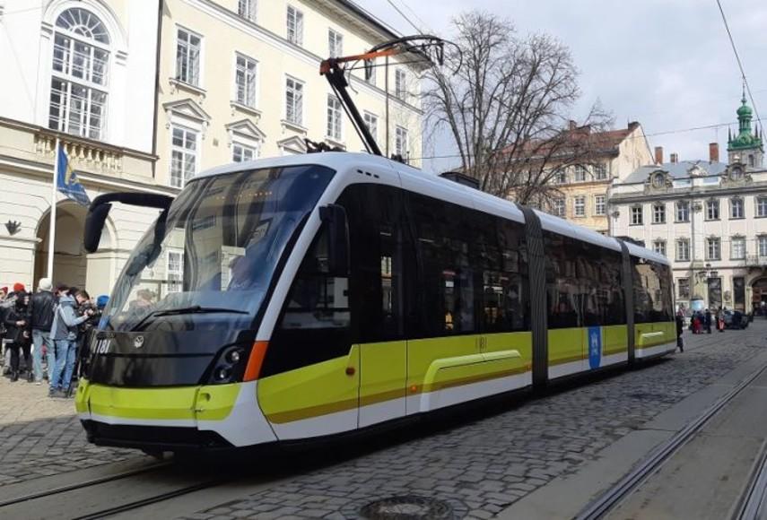 Возле ж/д вокзала во Львове появится большая трамвайная развязка