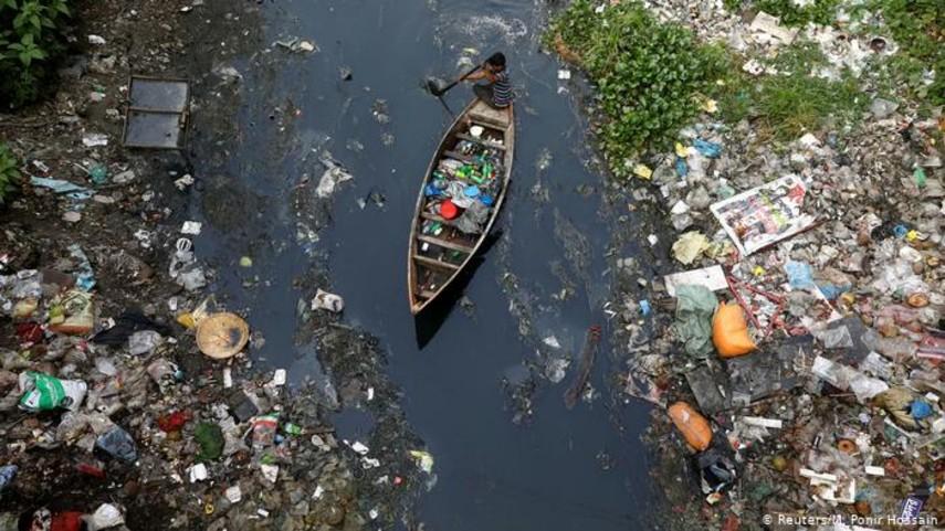 Более 180 стран заключили глобальный пакт по борьбе с пластиковым мусором